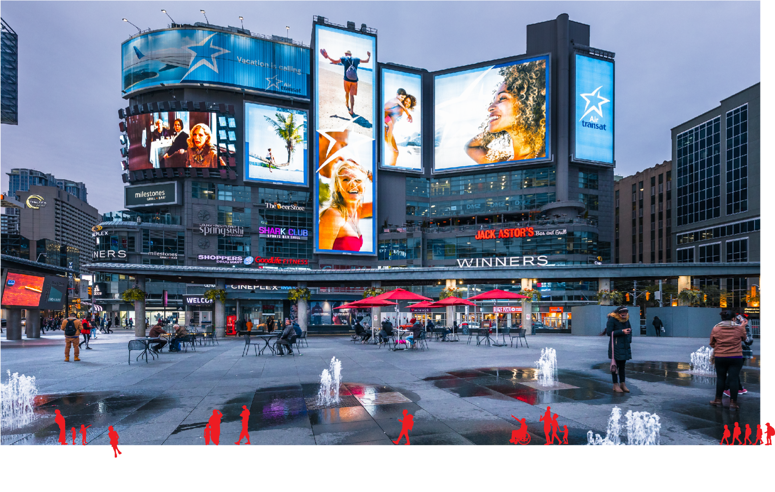 Home is where the heart is! Little Canada is excited to announce our location at 10 Dundas East! - Opening in 2020!