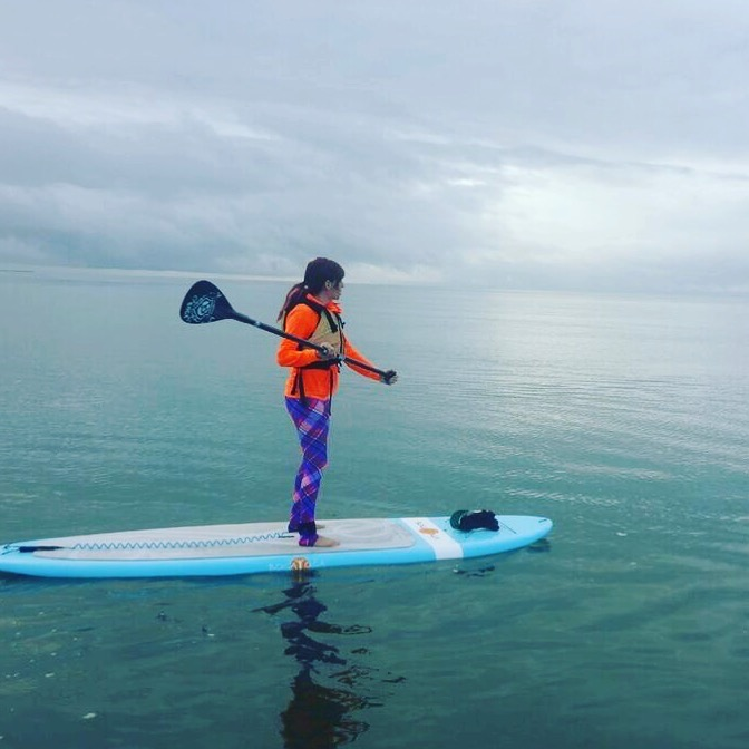 Half Day SUP Retreat - Join me for a 4 hour adventure at Mikes Paddle. This is wonderful for if you are looking to learn how to paddle or refine your paddling skills. 1 1/2 hrs paddling lesson with a certified coach. 1 1/2 hrs of SUP yoga. Followed by delicious vegan snacks and drinks! Cost: $120