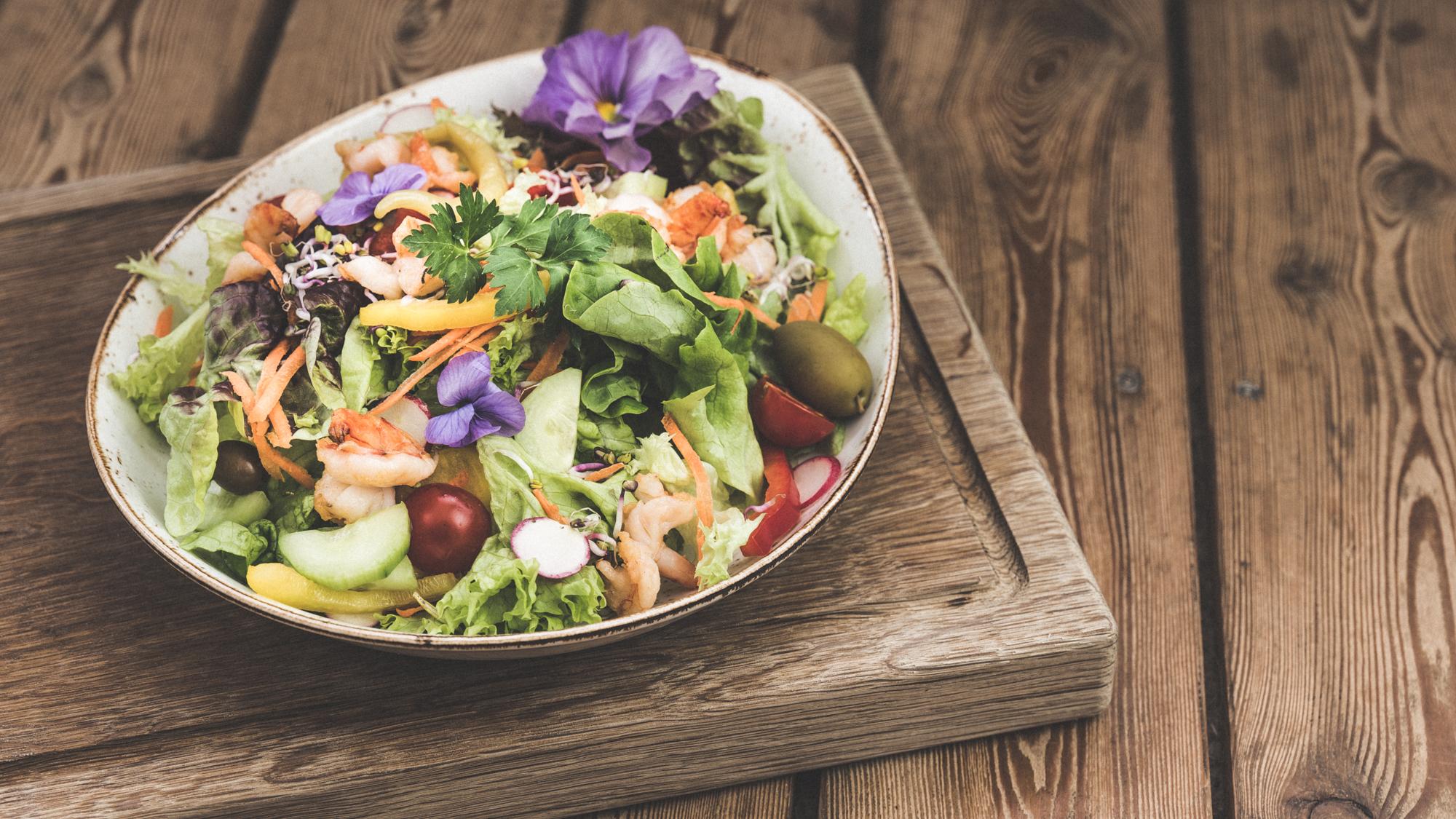 Strandmuschel Salat
