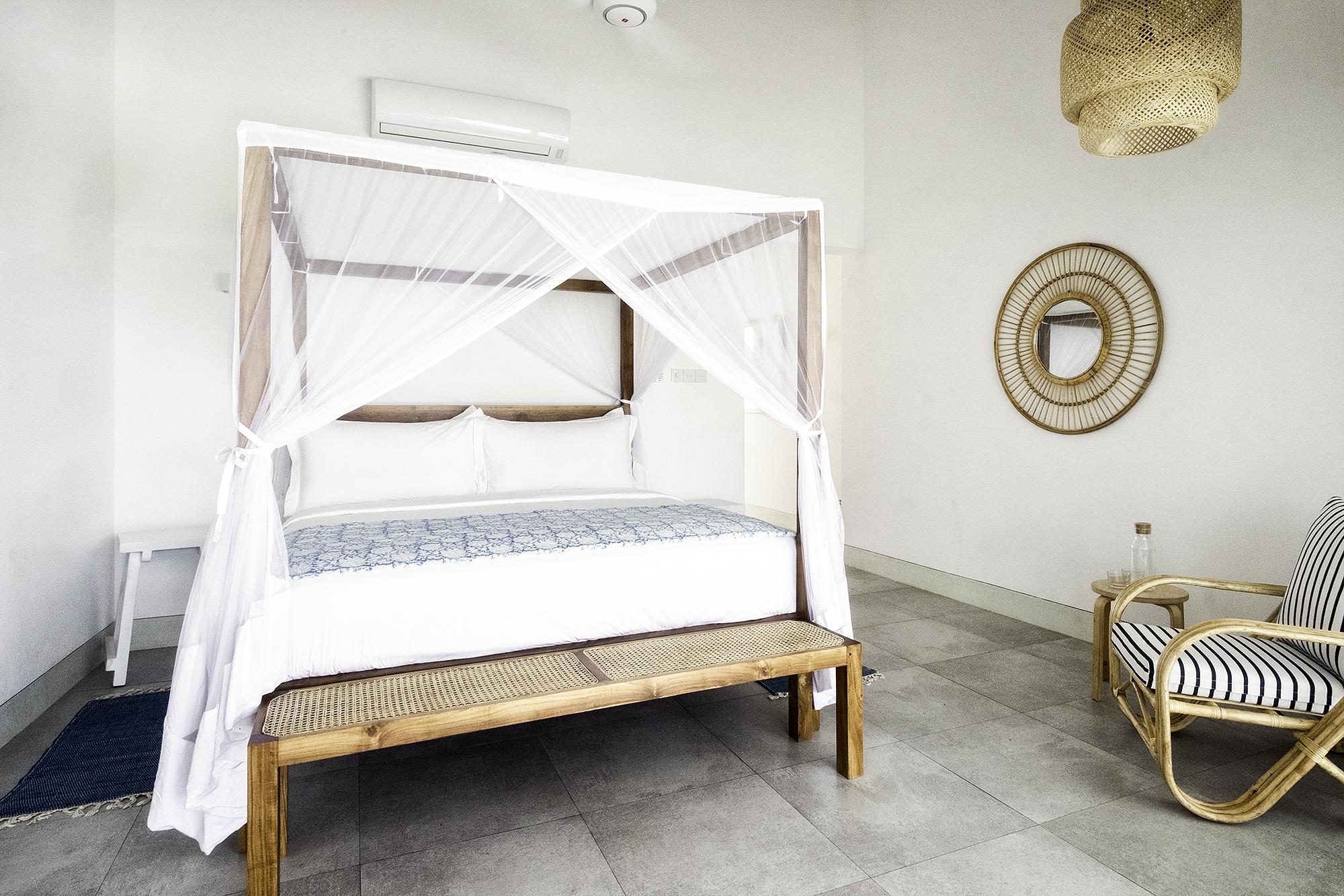 Bedroom 2 with ocean views