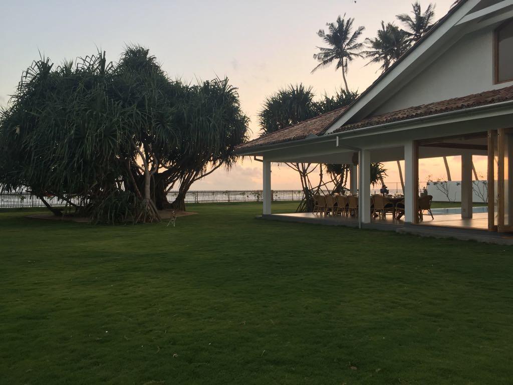 Sunset at Tea Tree