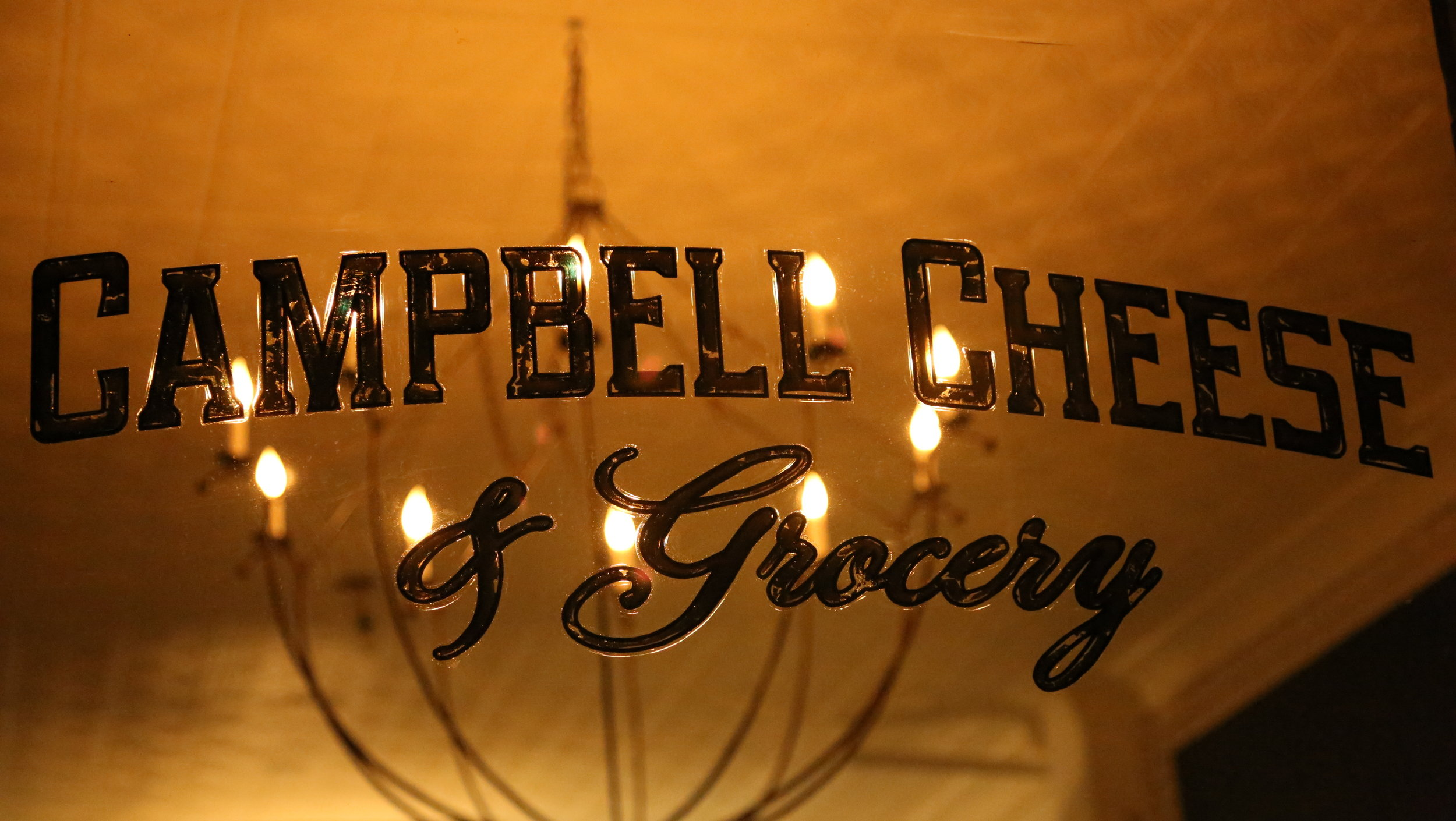Campbell Cheese Lights