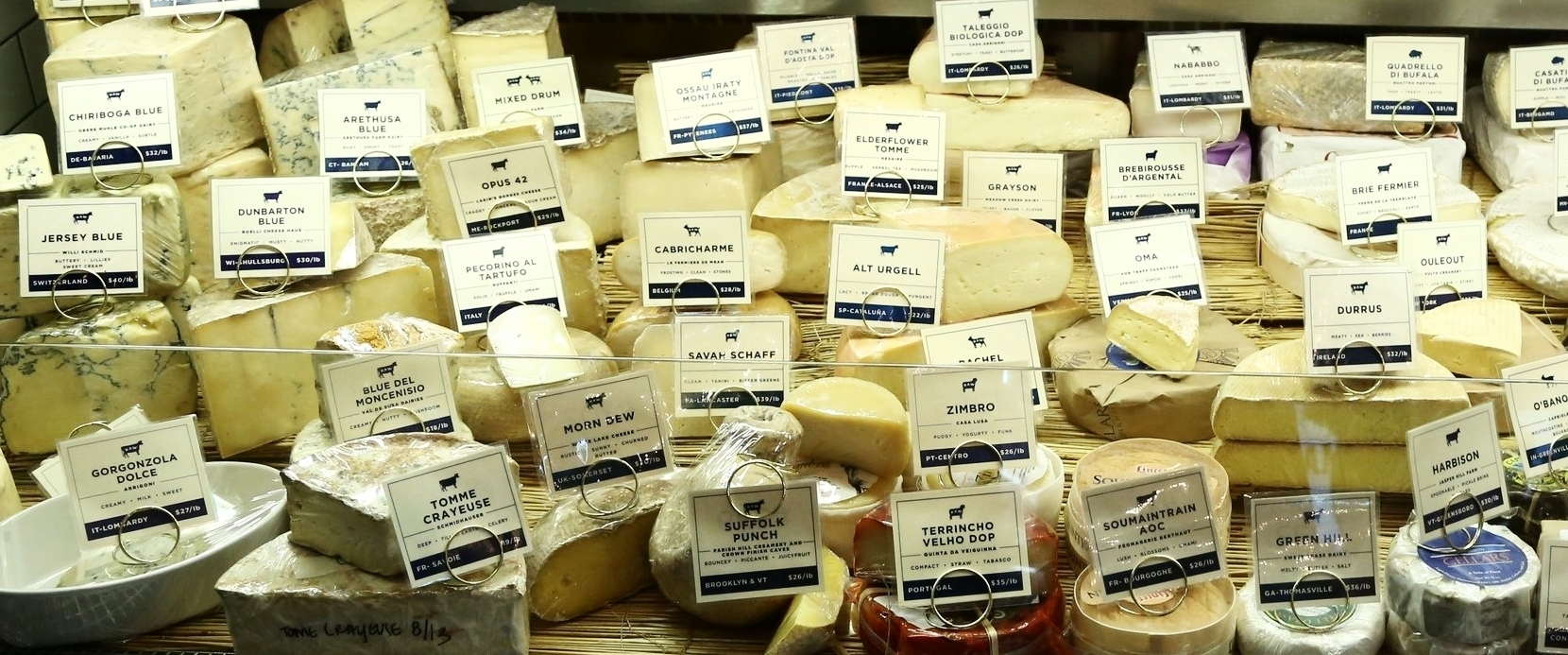 Campbell Cheeses