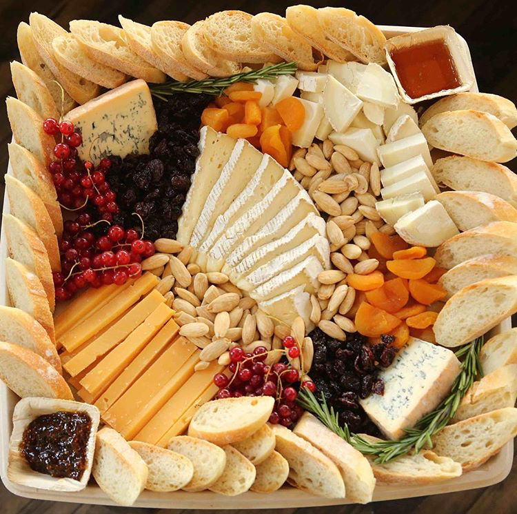 Campbell Catering Board 6