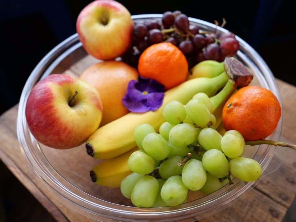 WHOLE FRUIT BOWL