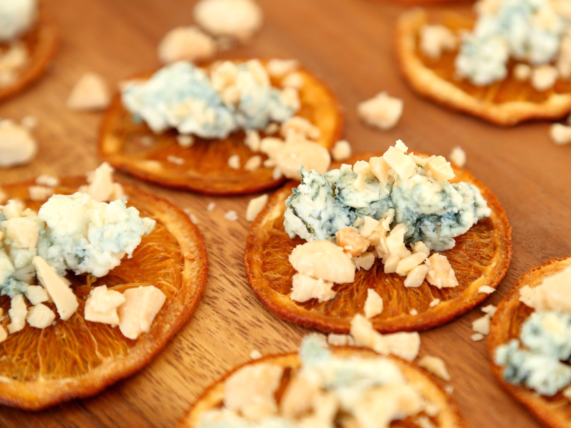 BLUE CHEESE & MARCONA ALMOND