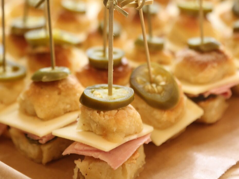 HAM MINI BISCUITS