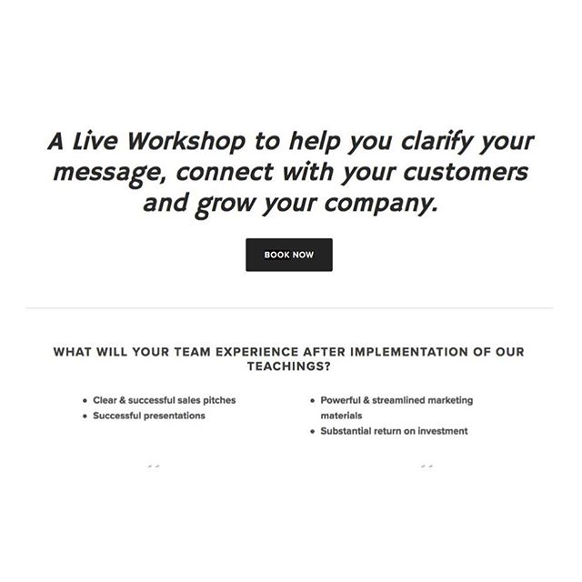 Would you be interested in having our team to your company for an effective communication workshop? Book online!