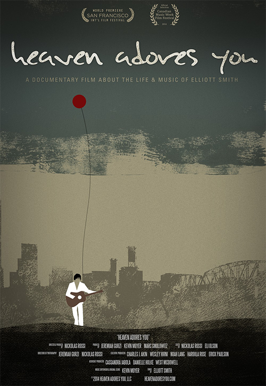 HEAVEN ADORES YOU  Feature Documentary Director: Nickolas Rossi Producer: Marc Smolowitz  Website
