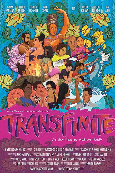 TRANSFINITE  Omnibus Feature Film Post-Production Director: Neelu Bhuman Executive Producer: Marc Smolowitz  Website
