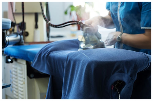 Affordable, Prompt Dry Cleaning! -
