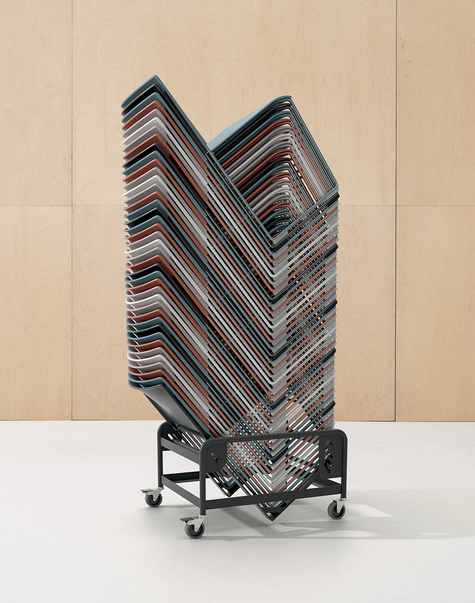 Stacy Stackable Chair