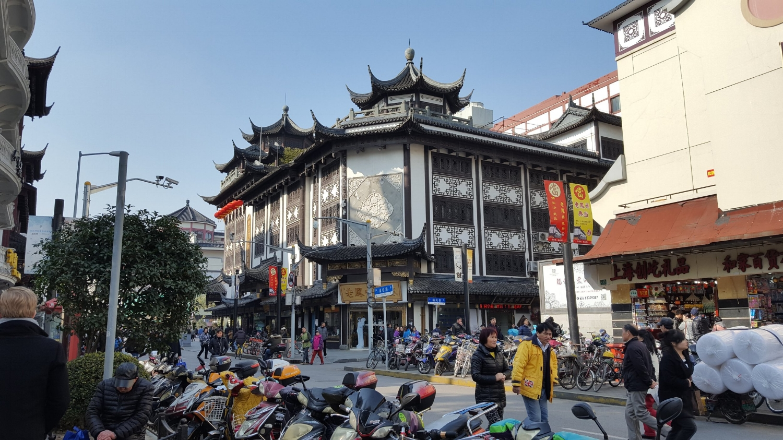 fuyou road shanghai