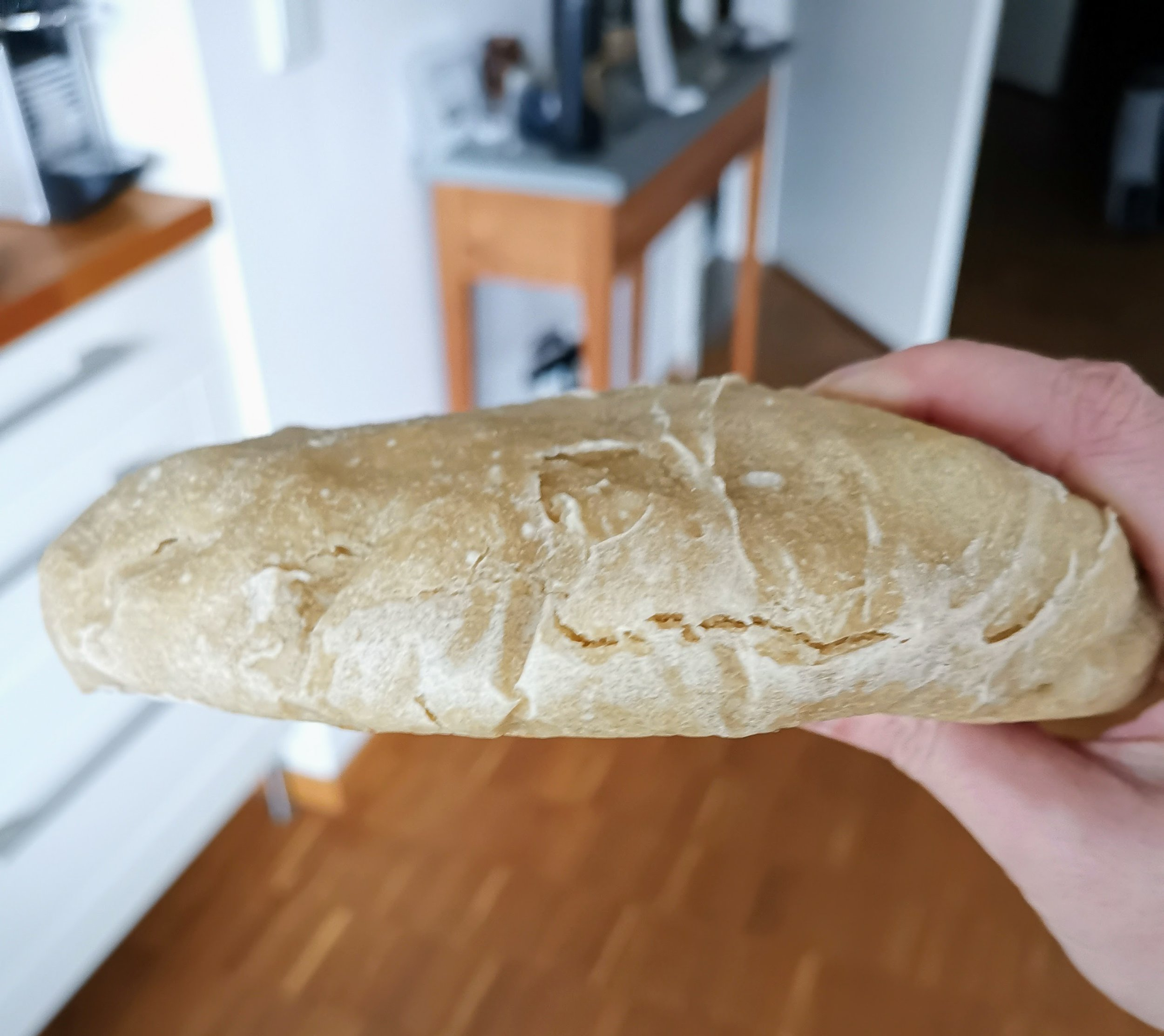 flat sourdough