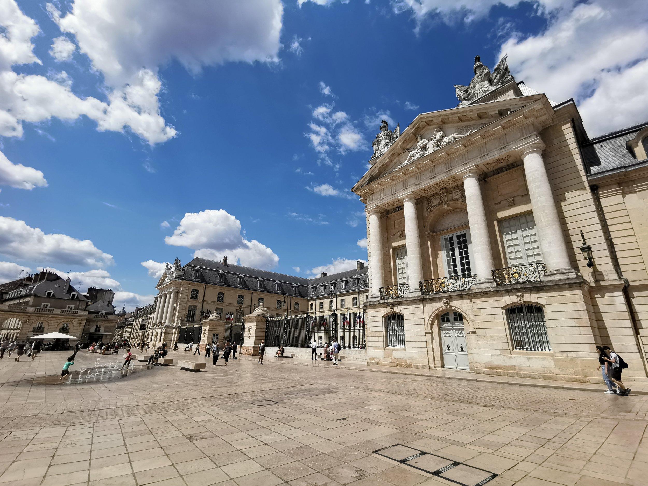 Dijon Palace of the Dukes