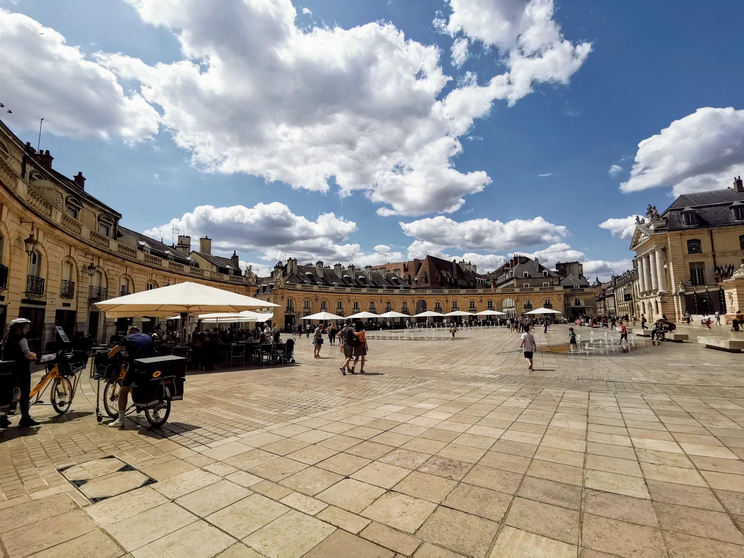 Dijon Liberation Square