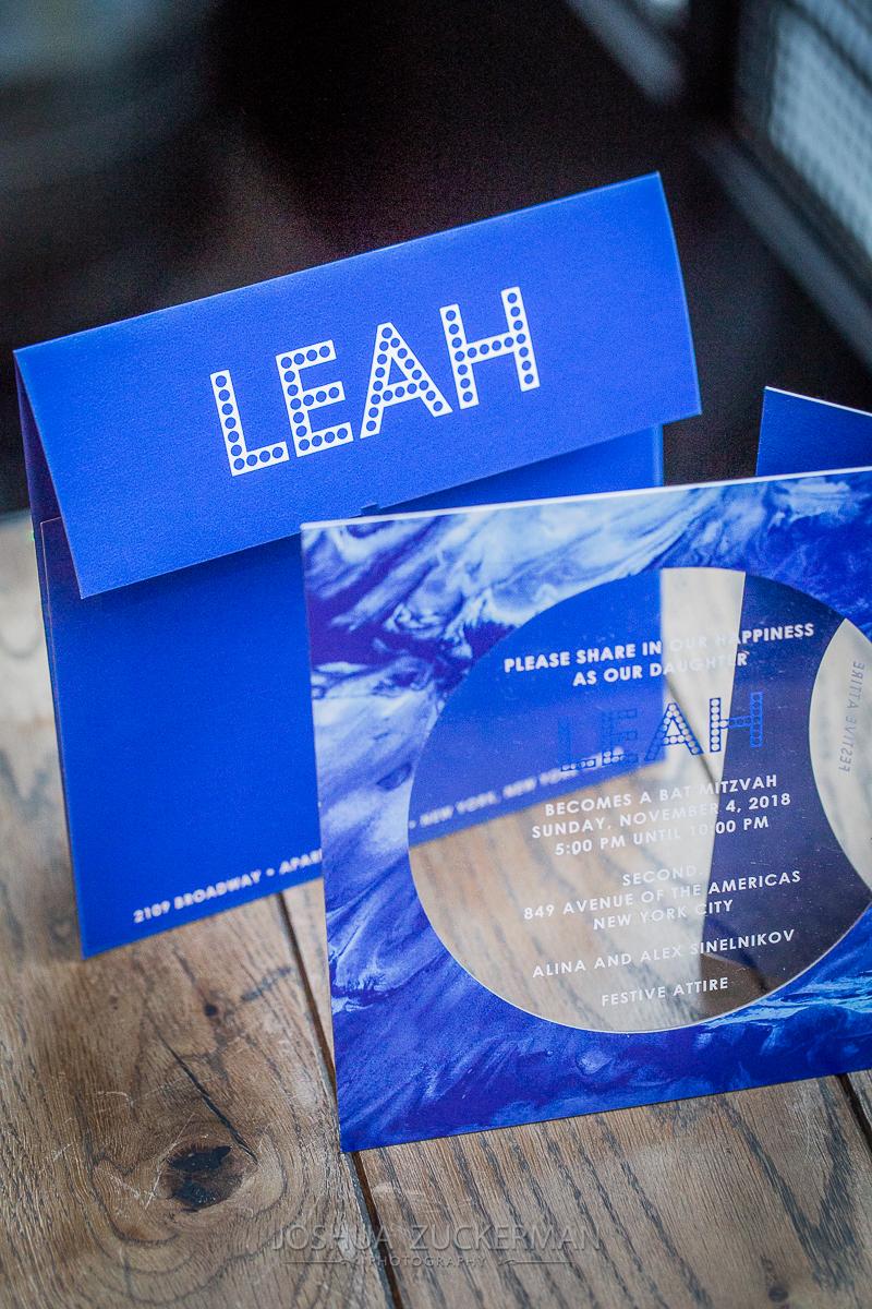 LEAH // Second. // New York