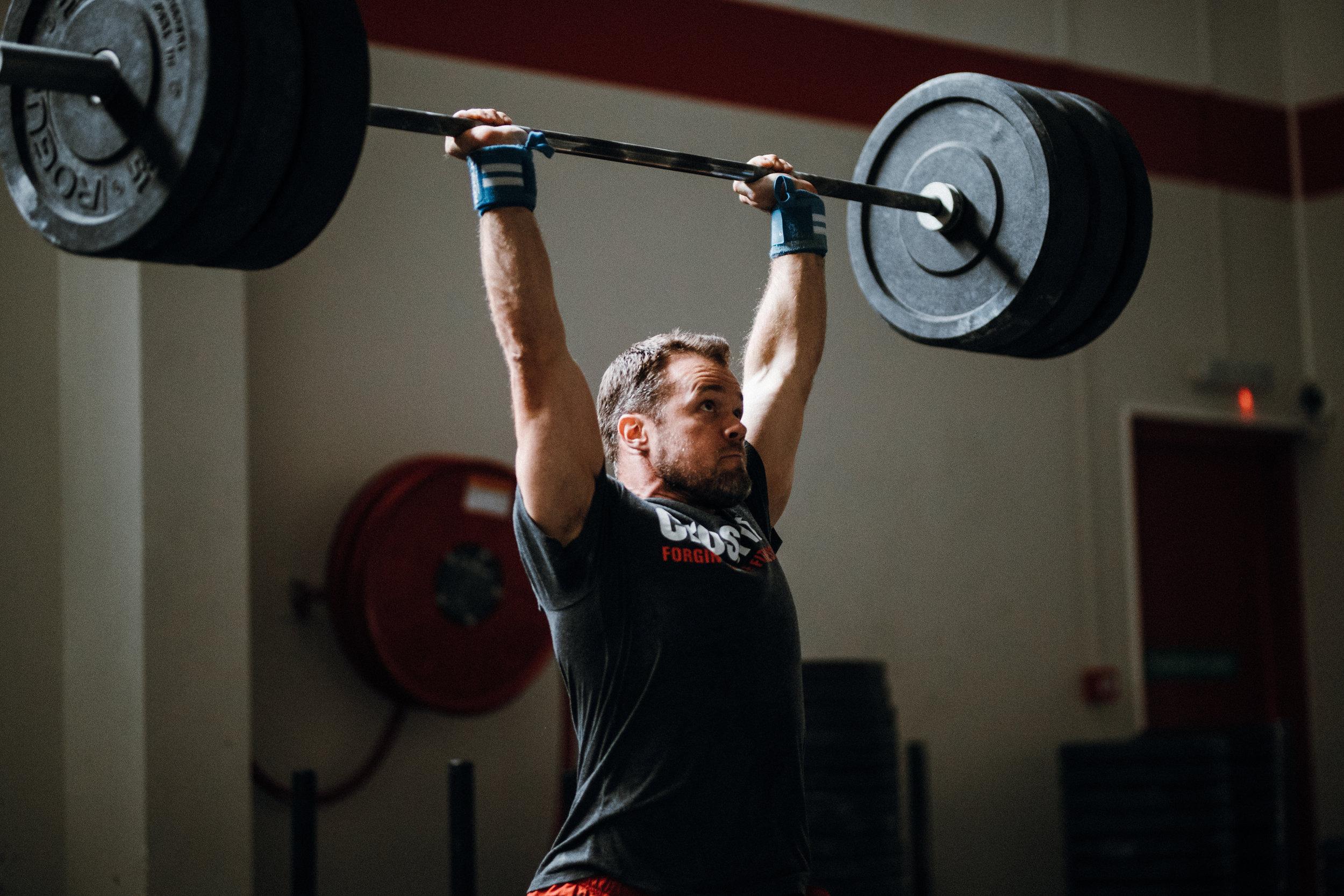 Mikko lifts
