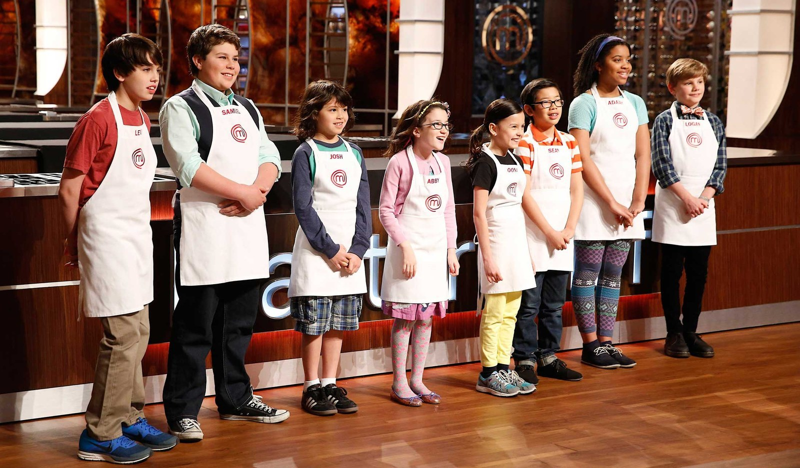 Behind The Scenes Of The Cutest Cooking Show On Television -