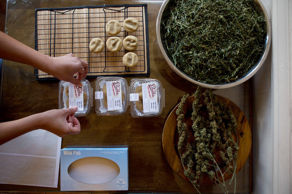My Life As A Professional Cannabis Baker -