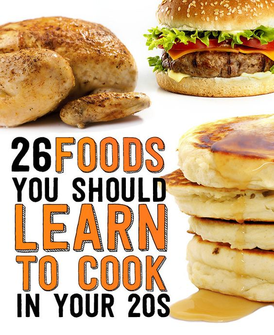 Foods You Should Learn To Cook
