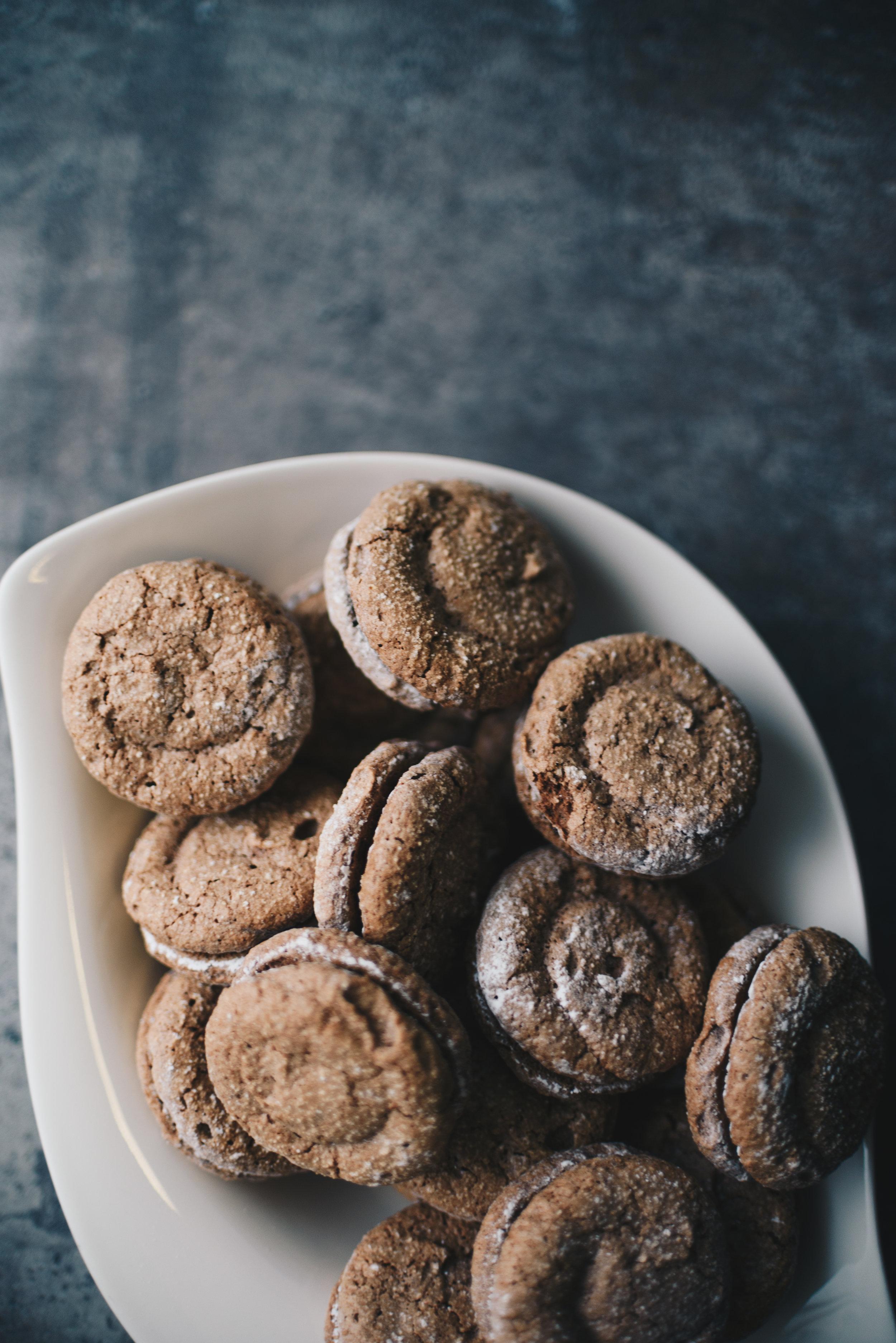 dacqoise cookie