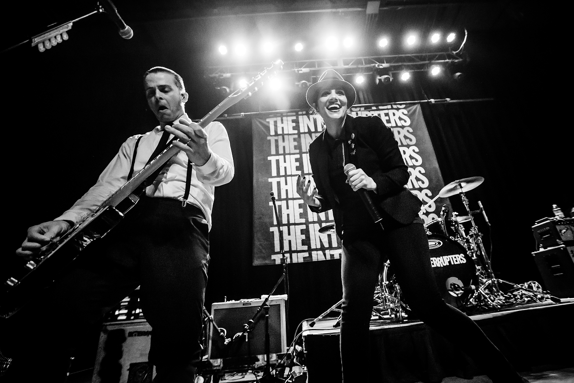 THE INTERRUPTERS + SWMRS + THE REGRETTES