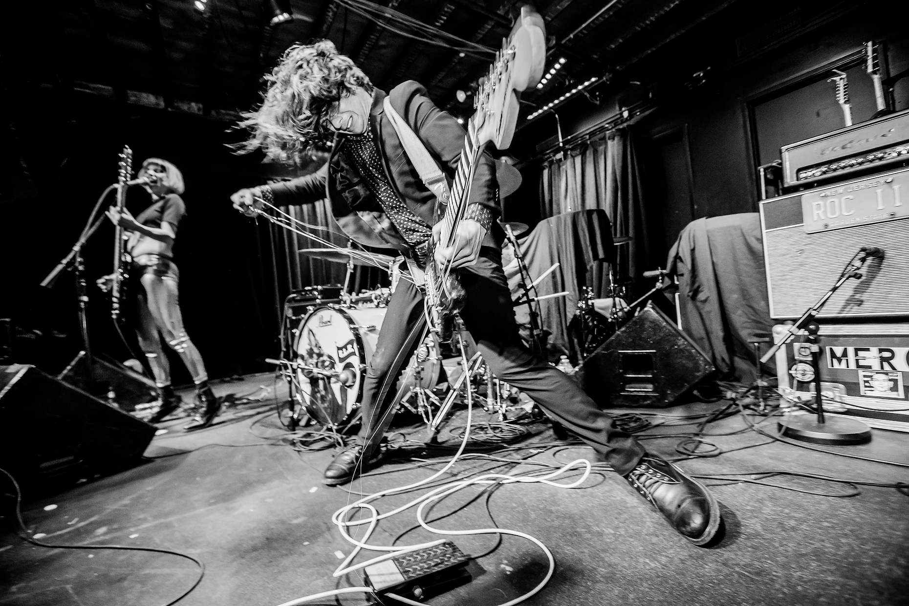 LAURA JANE GRACE & THE DEVOURING MOTHERS + CONTROL TOP + MERCY UNION