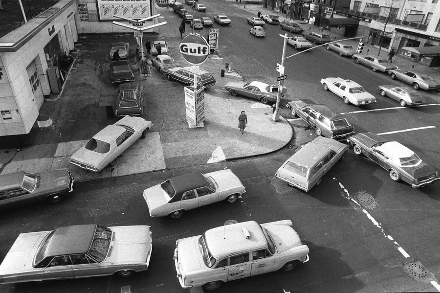 1970 Gas Lines