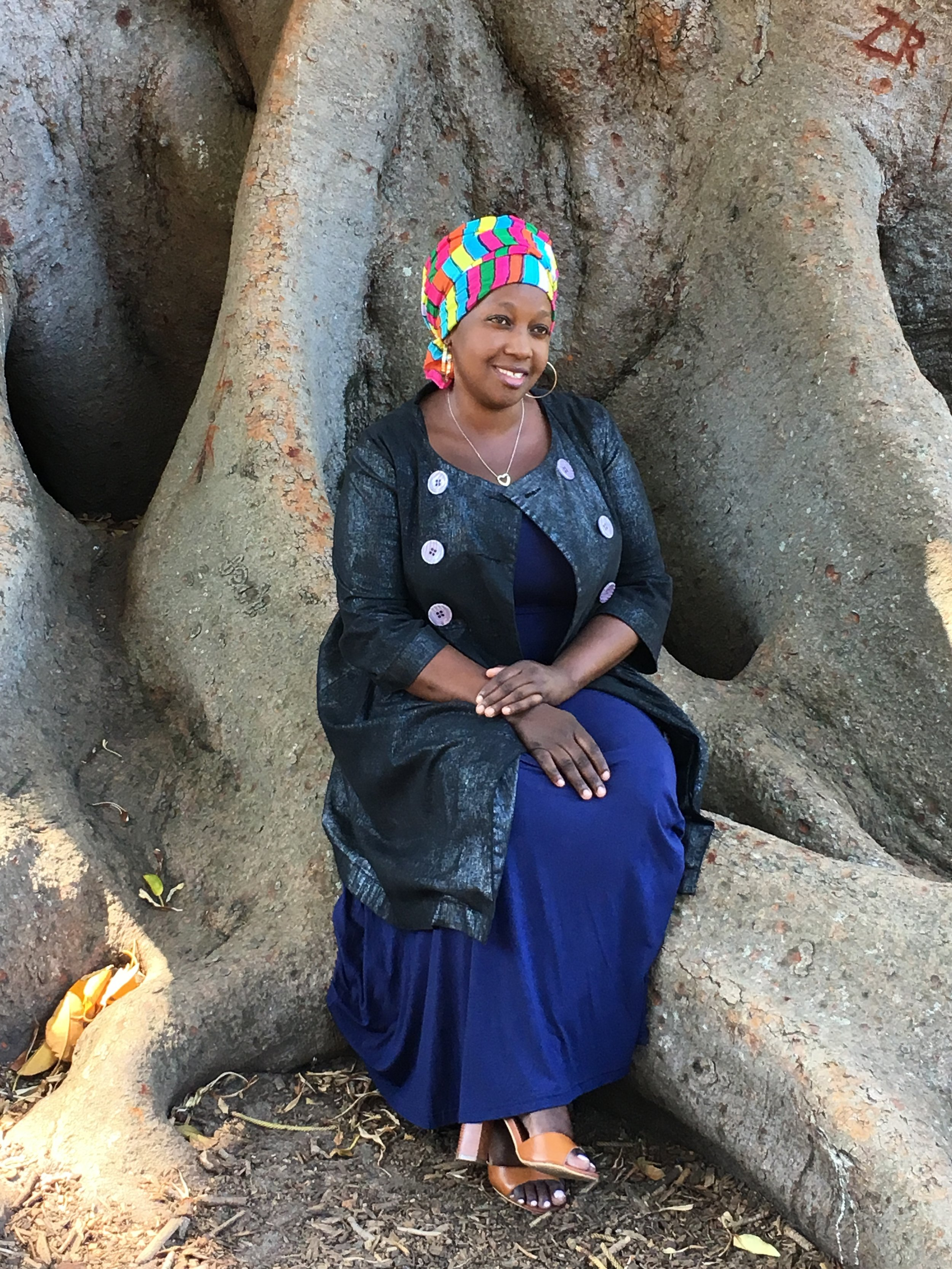 Claudine has worked for several NGOs, and dreams to take the refugee peer counselling model to other sub-Saharan African countries where she feels they will greatly benefit. Although originally from Rwanda, Claudine lived in several countries throughout Africa before settling in Cape Town. She is certified in HIV Counselling and Testing, and Peer Counselling.