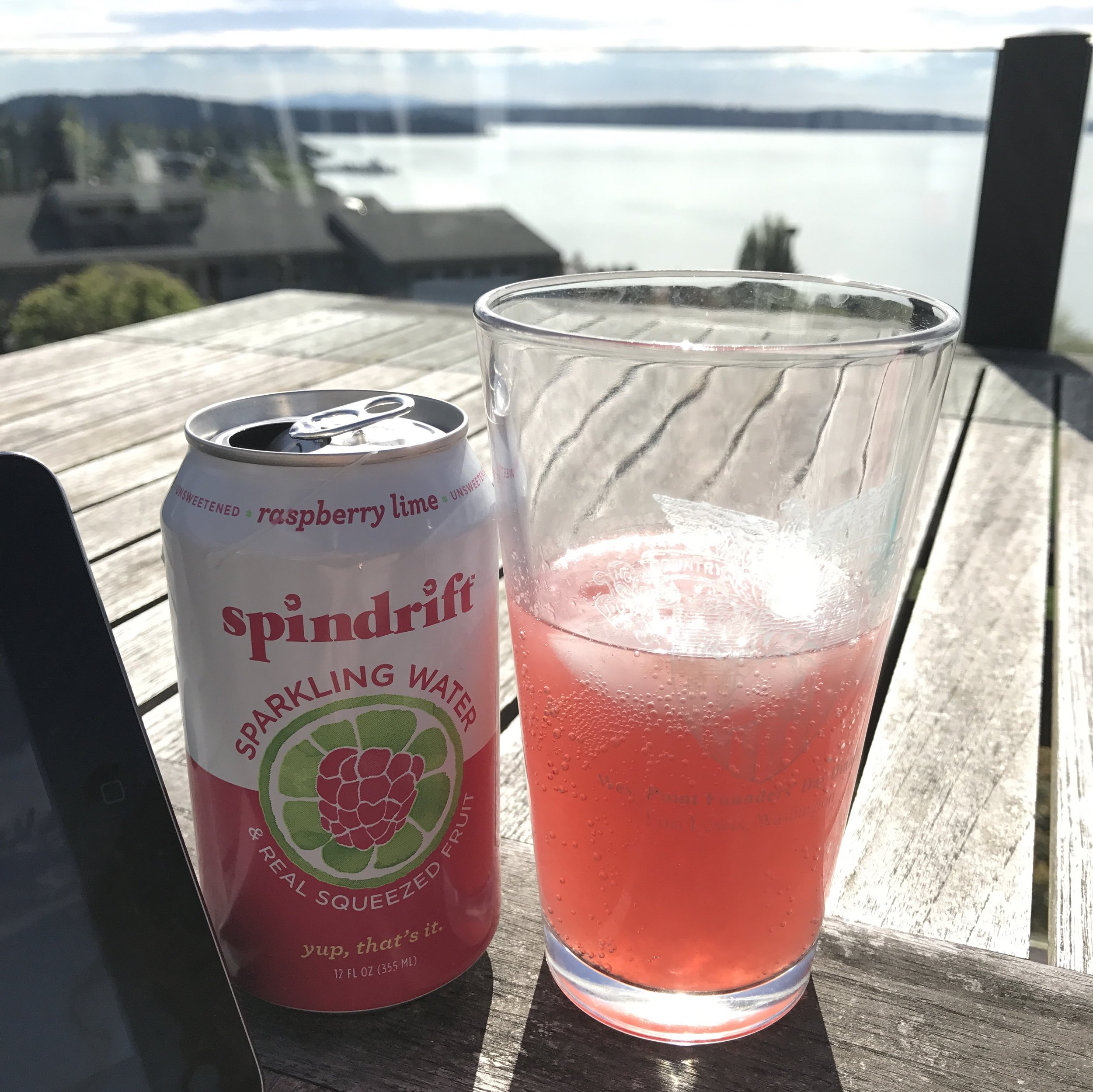 I found this flavored sparkling water at Trader Joes. It only has sparkling water,raspberry and lime fruit juice, 9 calories, and 2 carbs. Definitely fits my requirements and it tastes great!