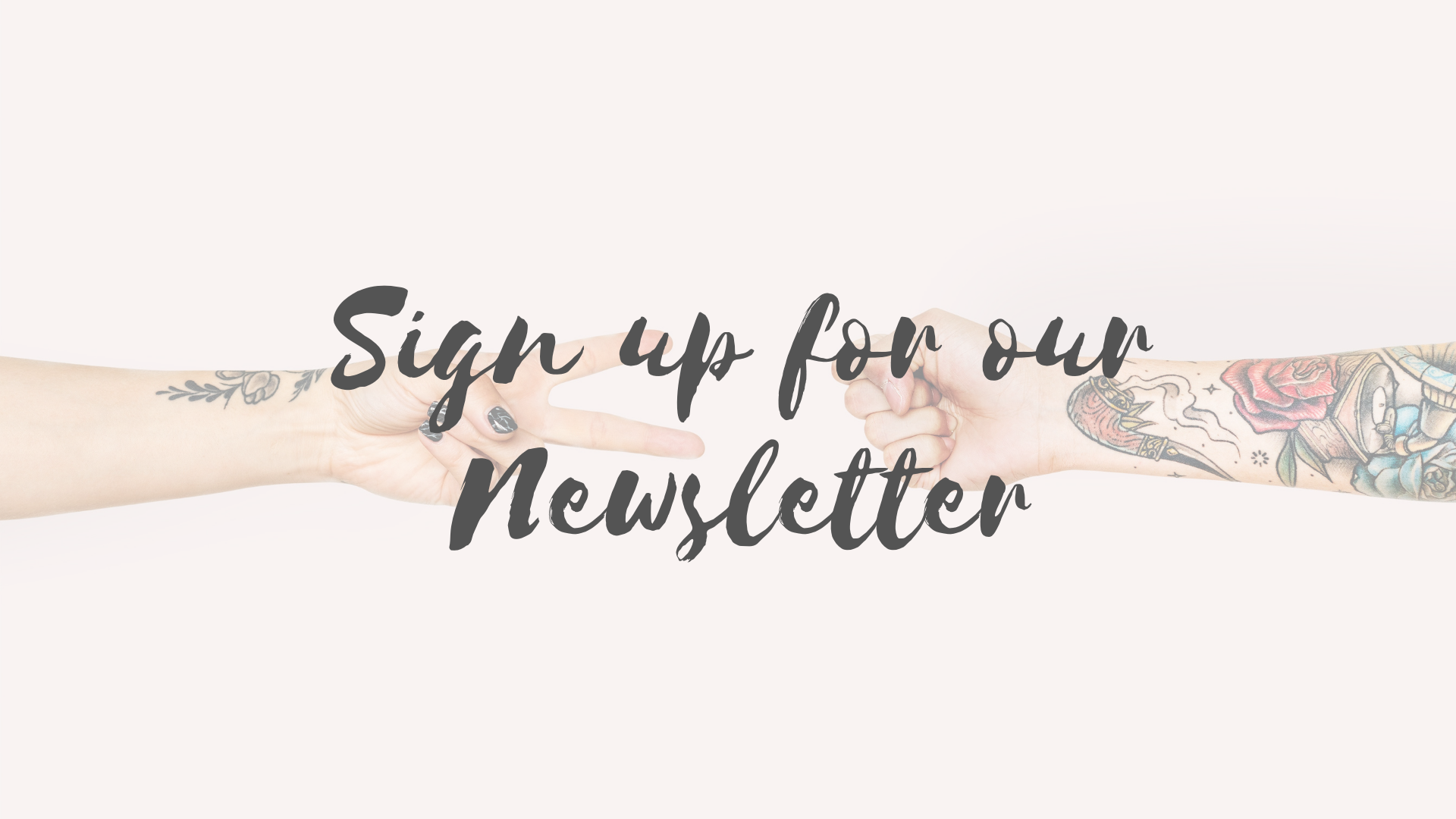 Click Image to sign up for our newsletter