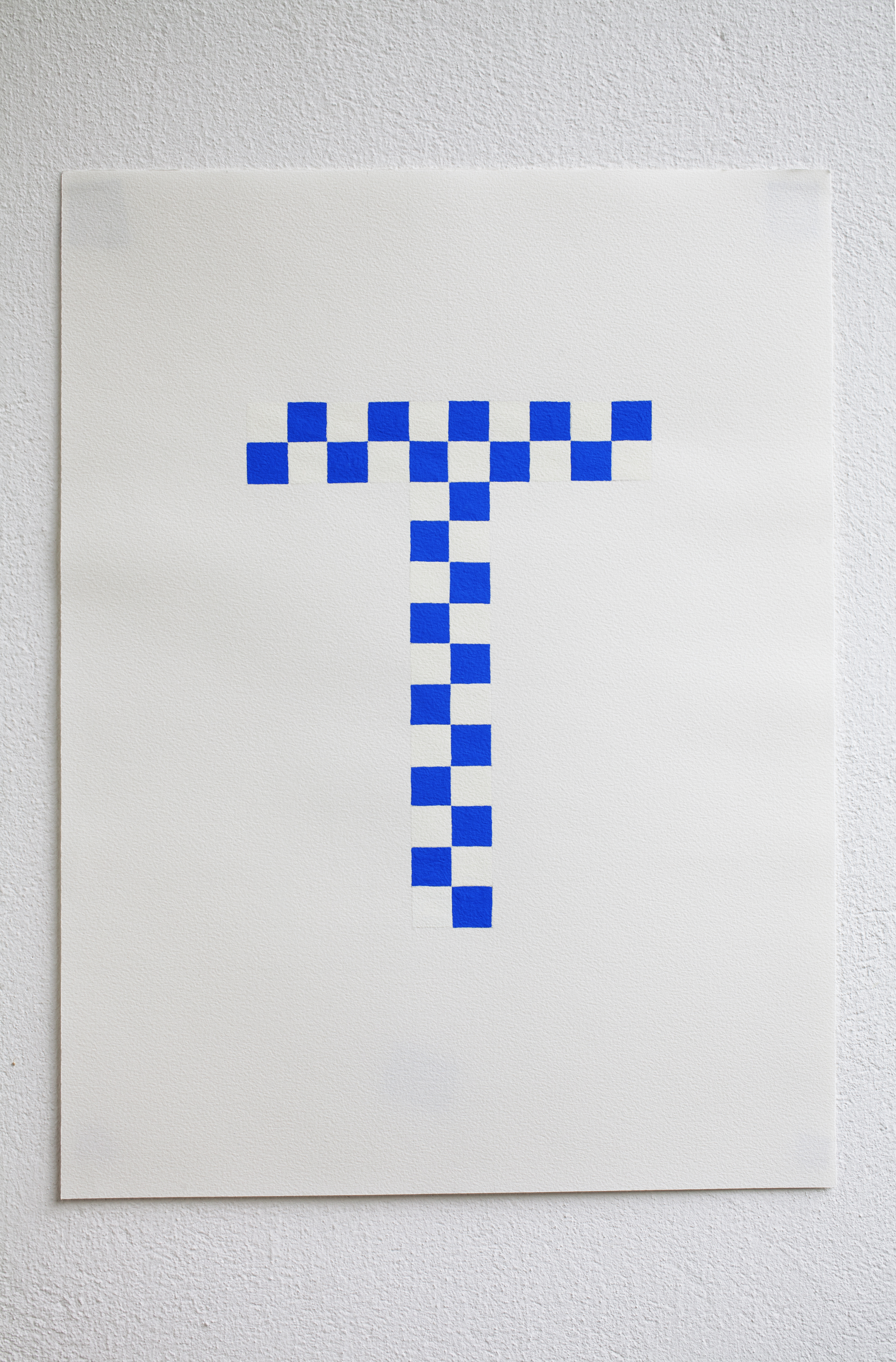 Untitled, 2011, gouache on paper, 31 x 43cm
