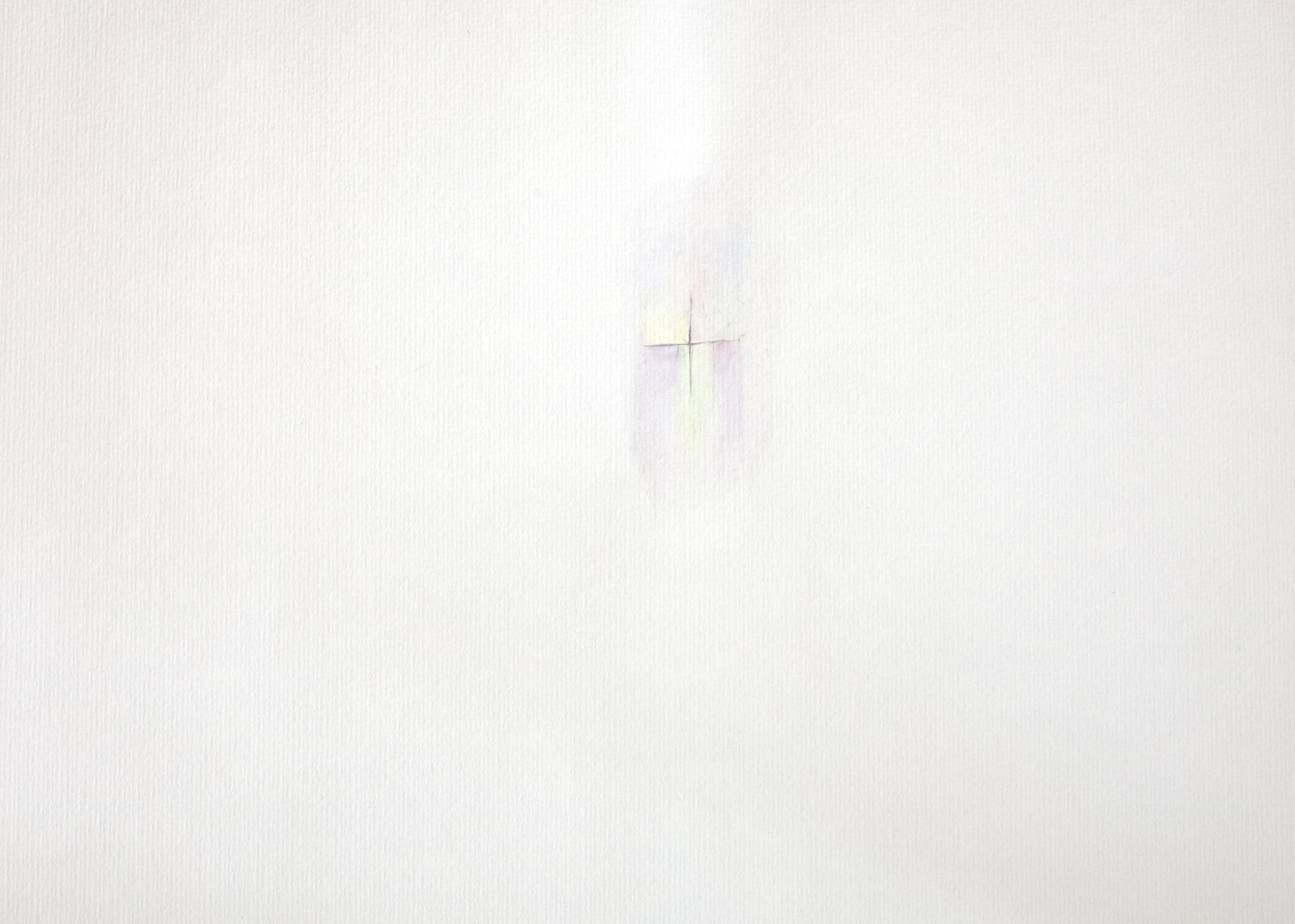 Untitled, 2006, color pencil on paper, 30 x 42 cm