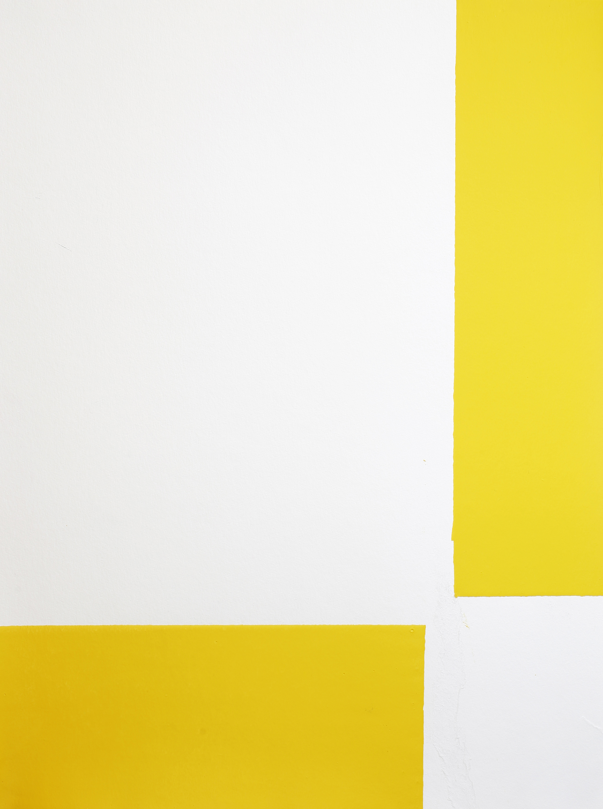 Untitled, 2008, lacquer on paper
