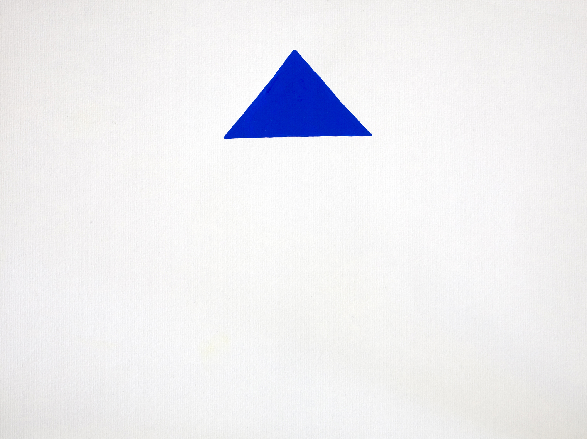 Untitled, 2006, gouache on paper, 30 x 42 cm