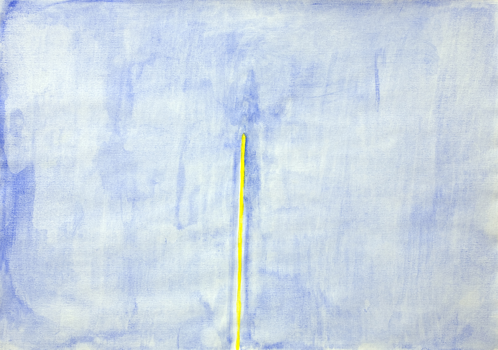 Untitled, 2006, gouache on paper, 31 x 42 cm