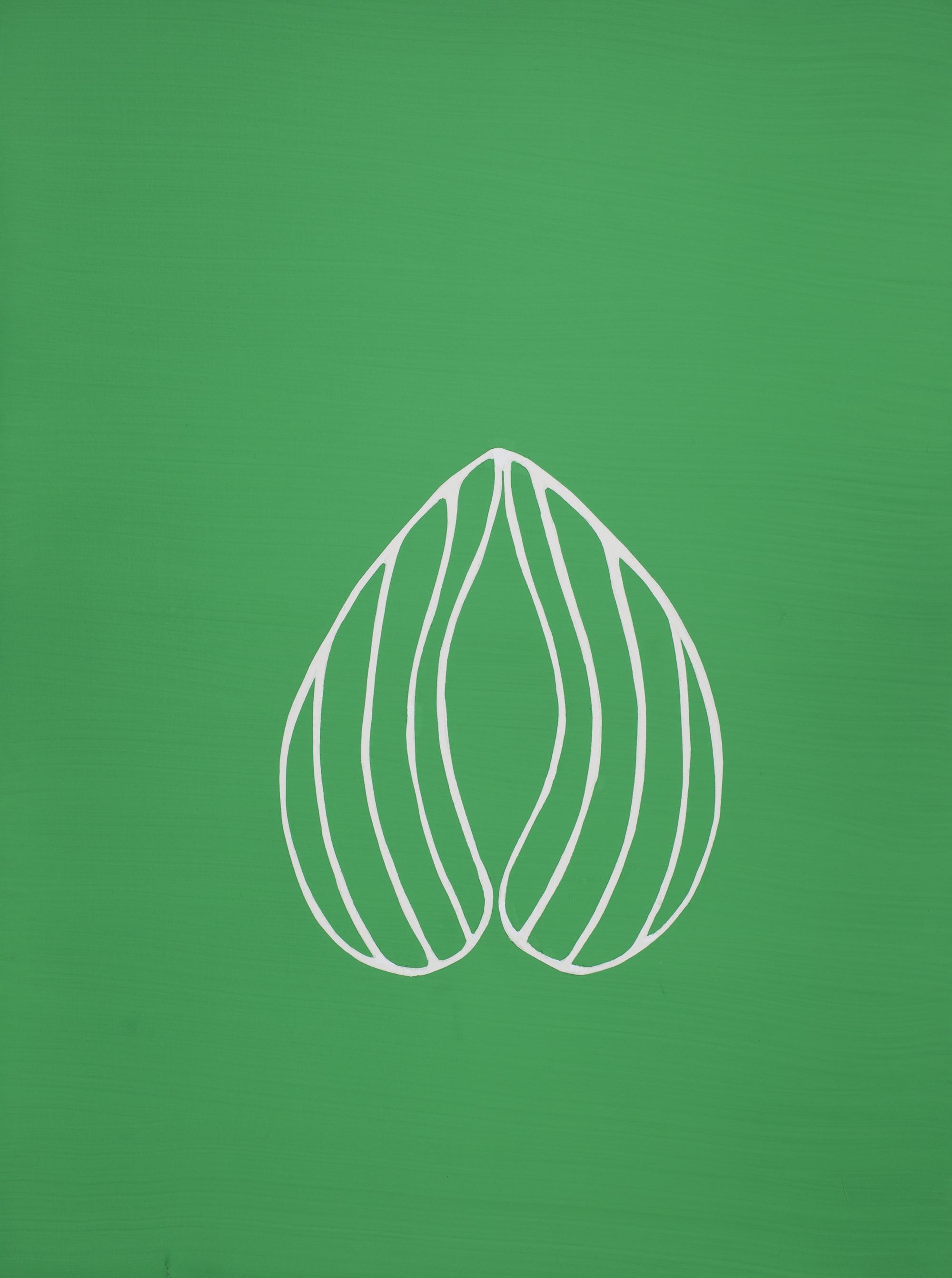 Untitled, 2015, gouache on paper, 28.6 x 38.4 cm