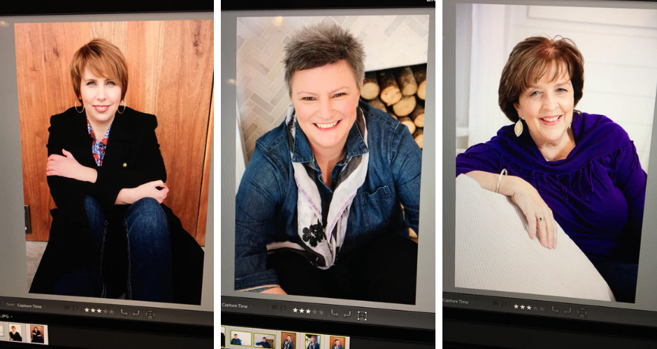 These shots are straight out of the camera!