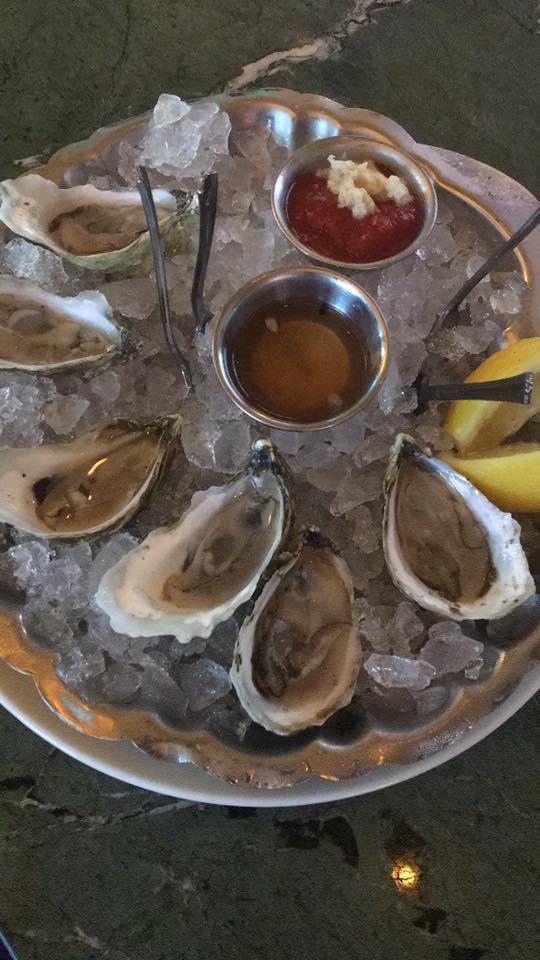 oyster fest - Fresh from the atlantic!