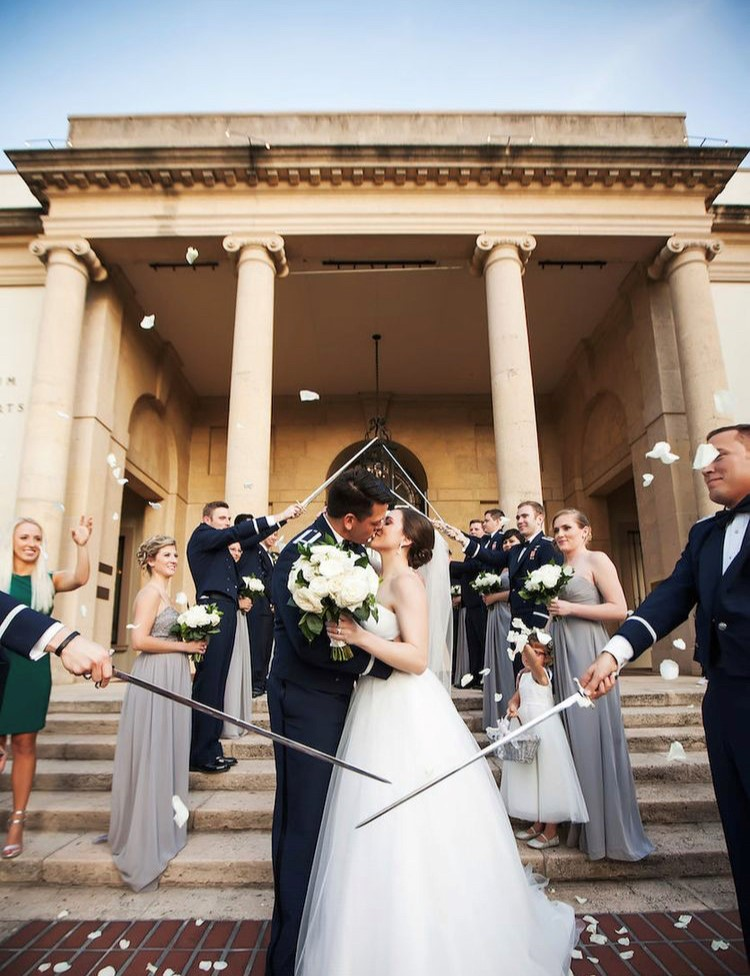 Military Wedding Planning Guide B Carroll Events