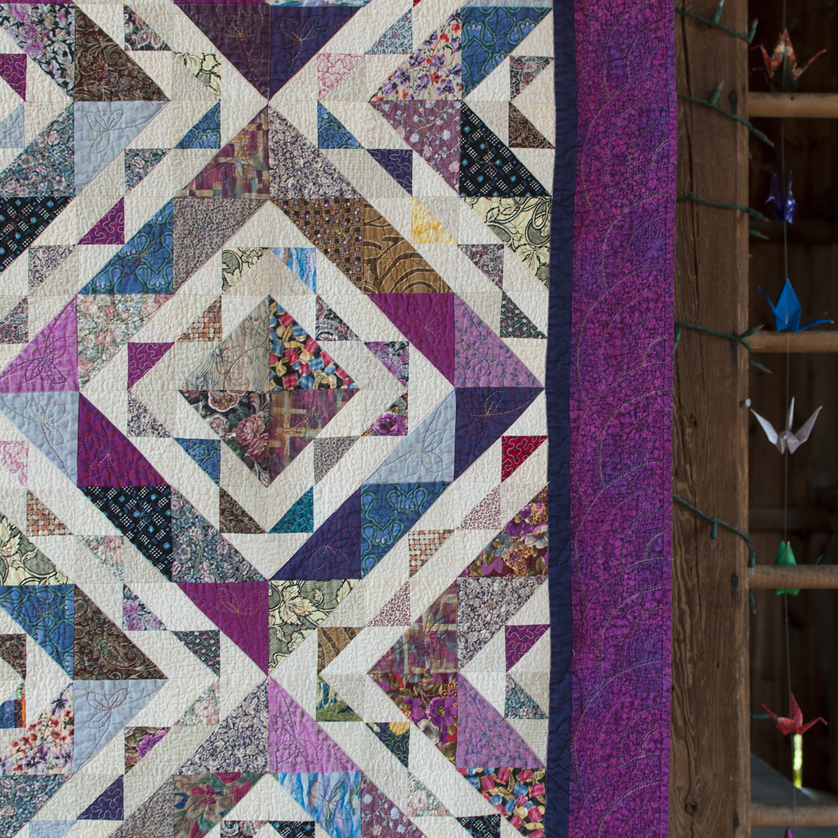 Ugly Fabric Quilt