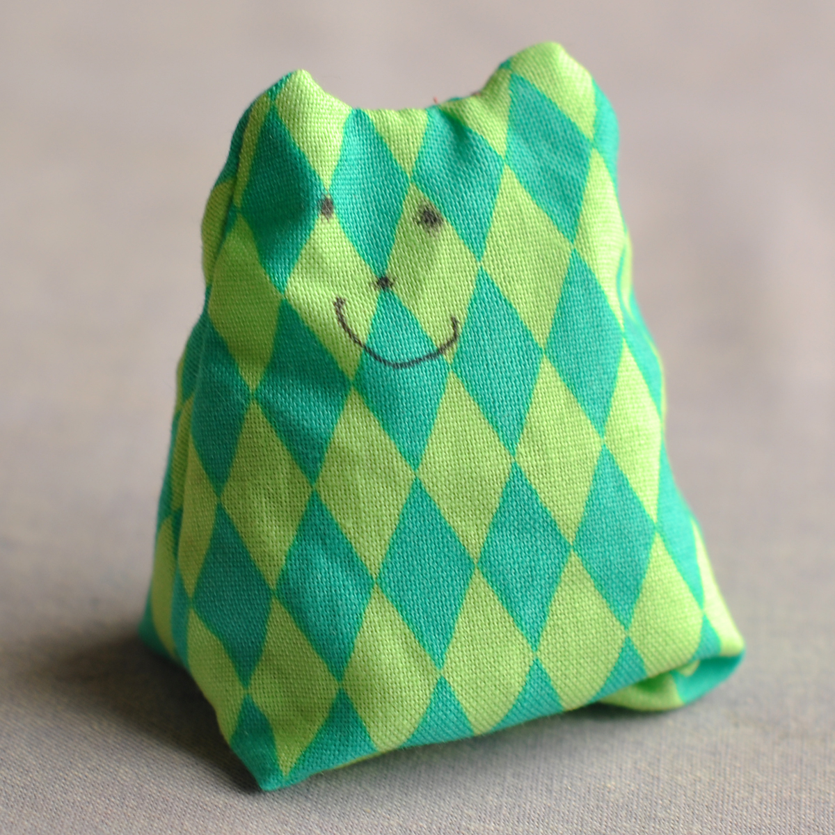 Super Easy Cat Bean Bag