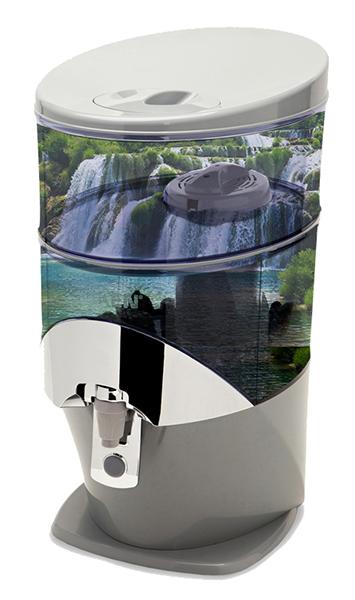 PiMag Waterfall