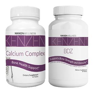 Kenzen Bone Health Pack