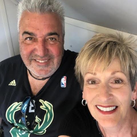 Jeannie and Ricky