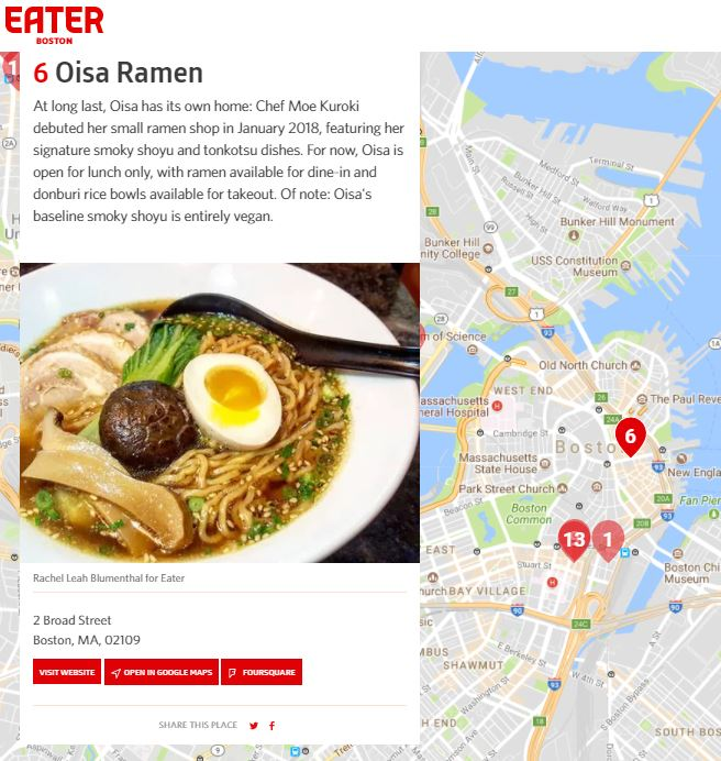 Warm up at These 18 Ramen Destinations This Winter