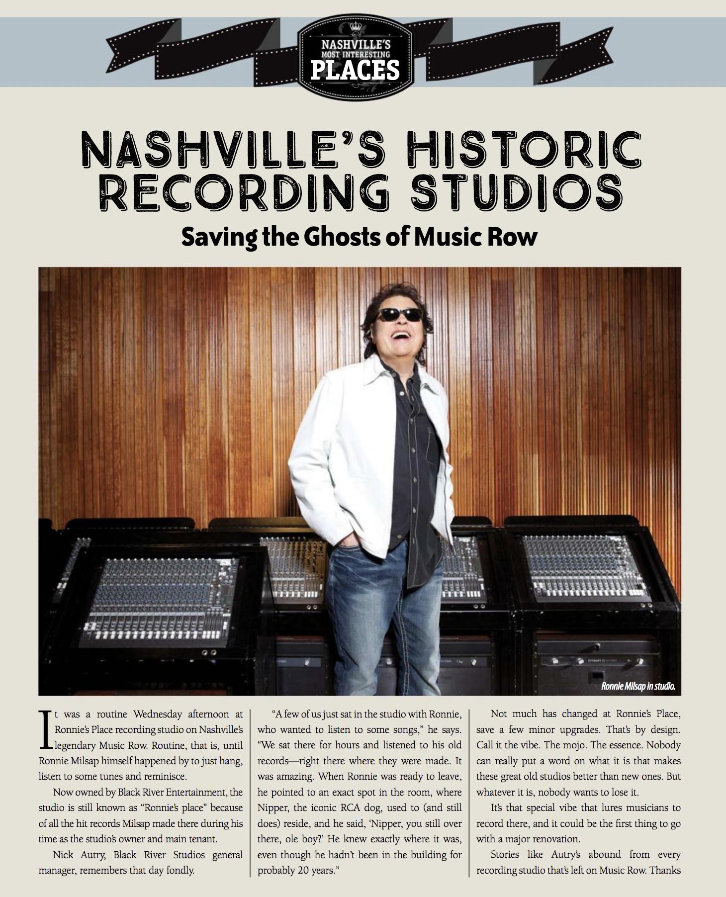 Nashville Arts & Entertainment Magazine -