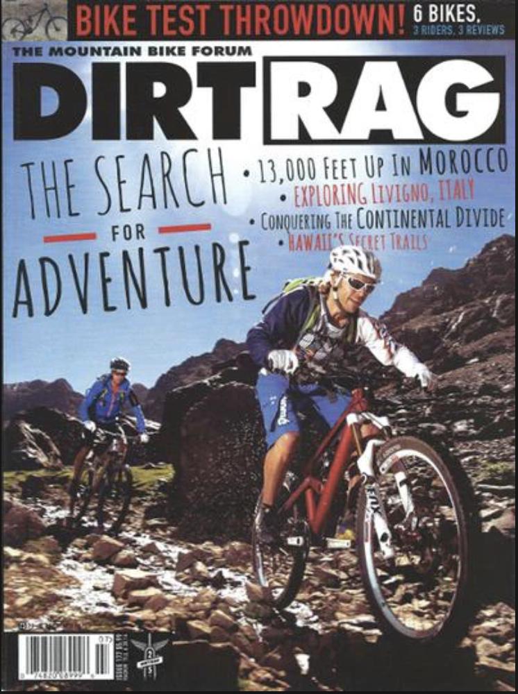 Dirt Rag Magazine -