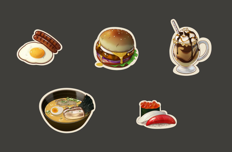 Vector Food Icon